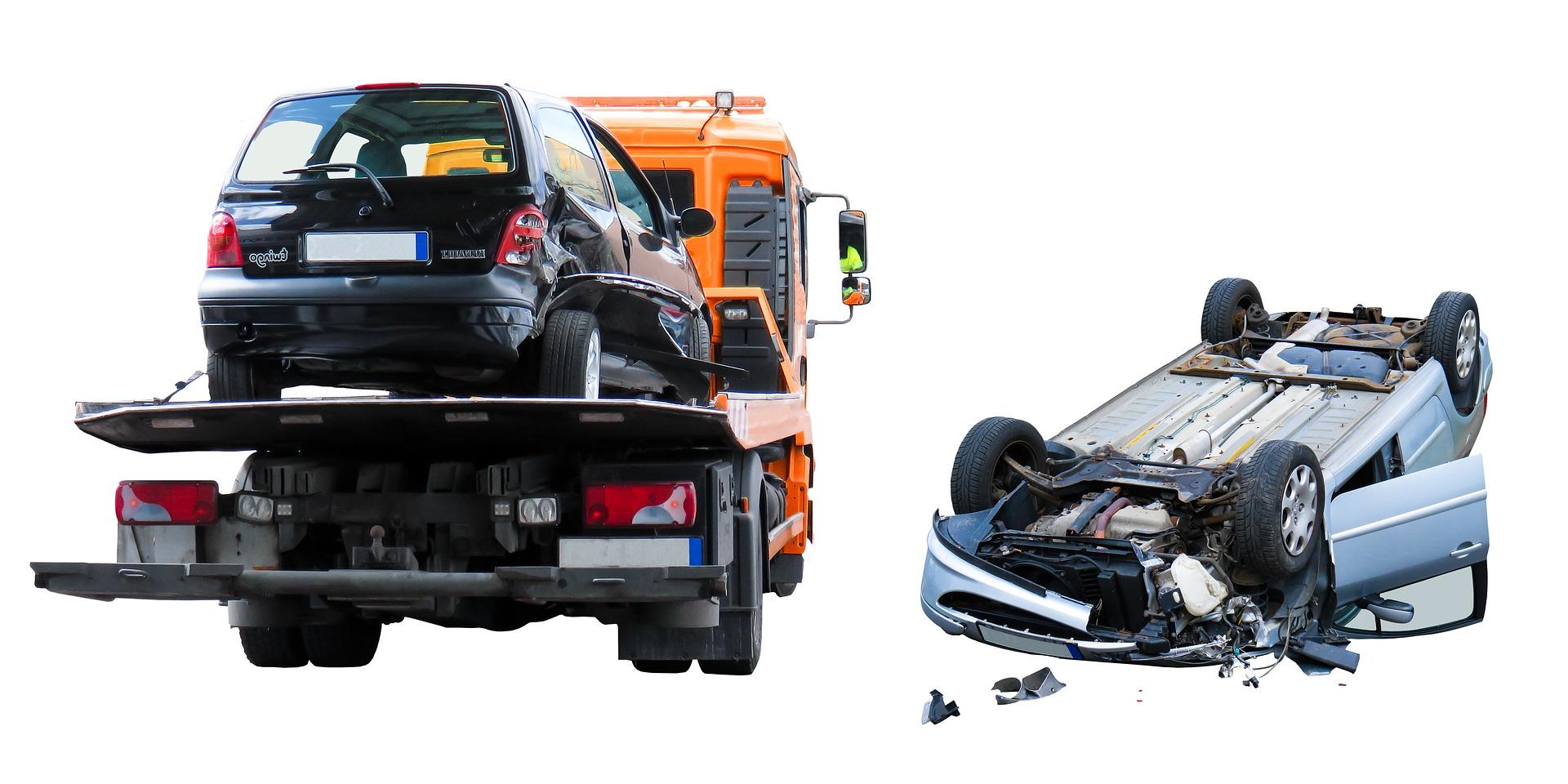 4 Tipos de lesiones para pedir una indemnización por accidente de tráfico